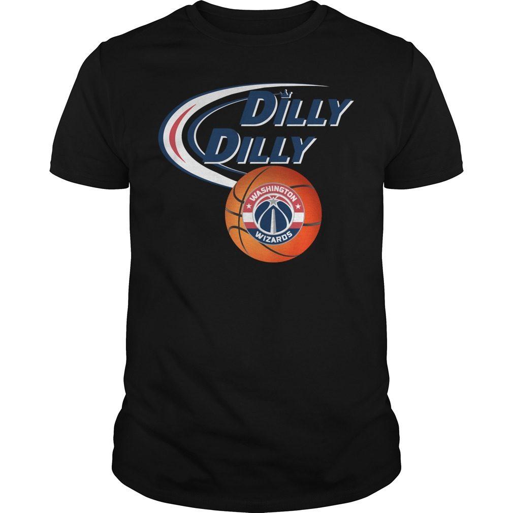 Dilly Dilly Washington Wizards Nba Basketball Shirt