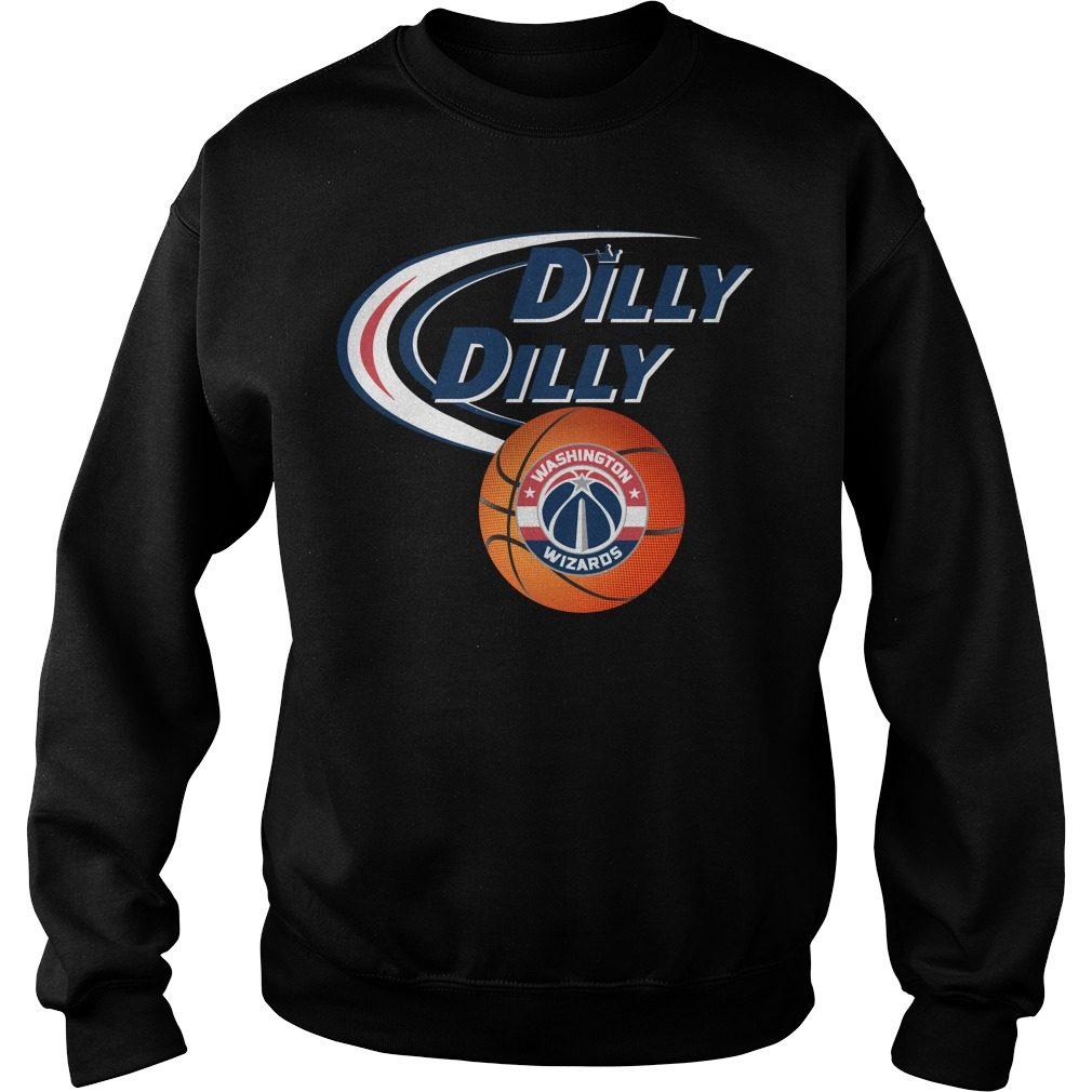 Dilly Dilly Washington Wizards Nba Basketball Sweater