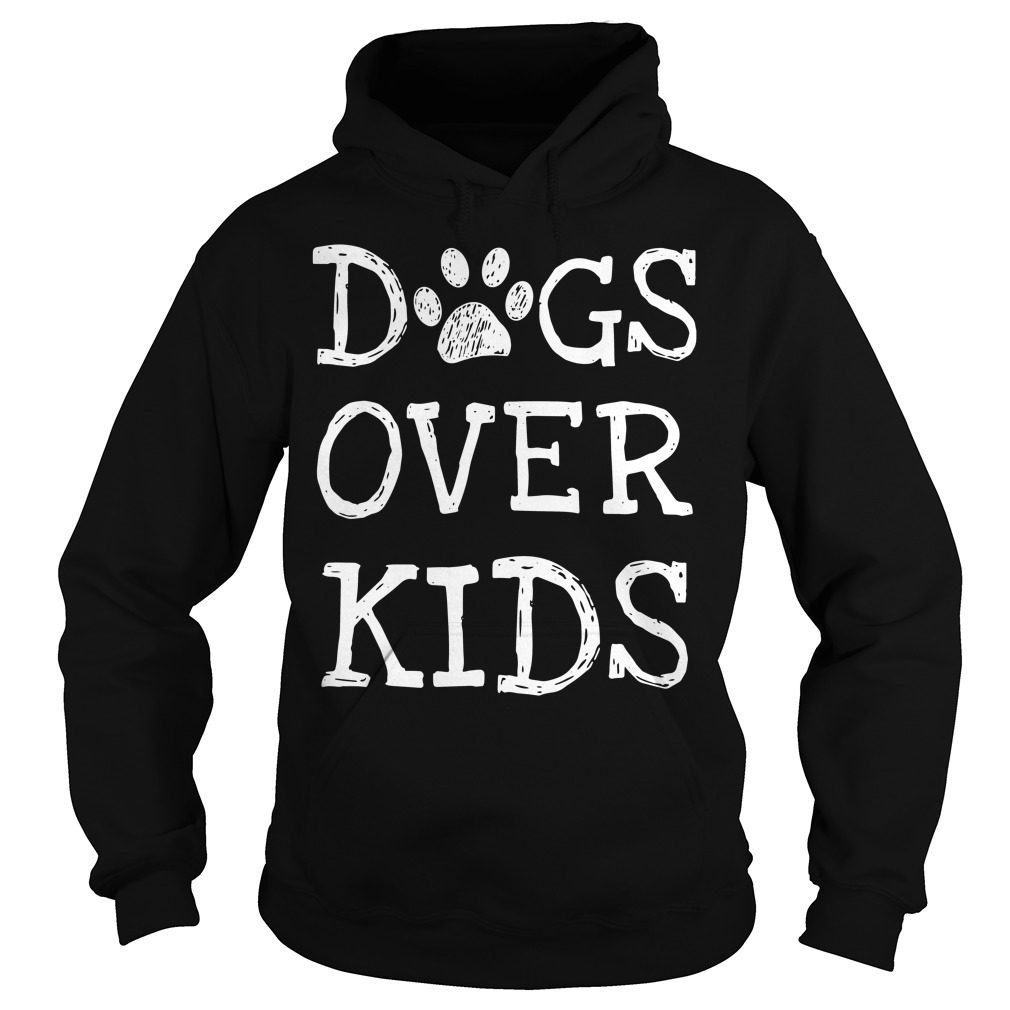 Dogs Kids Hoodie