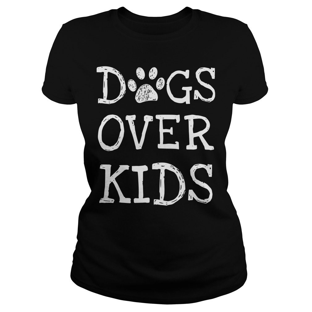 Dogs Kids Ladies Tee
