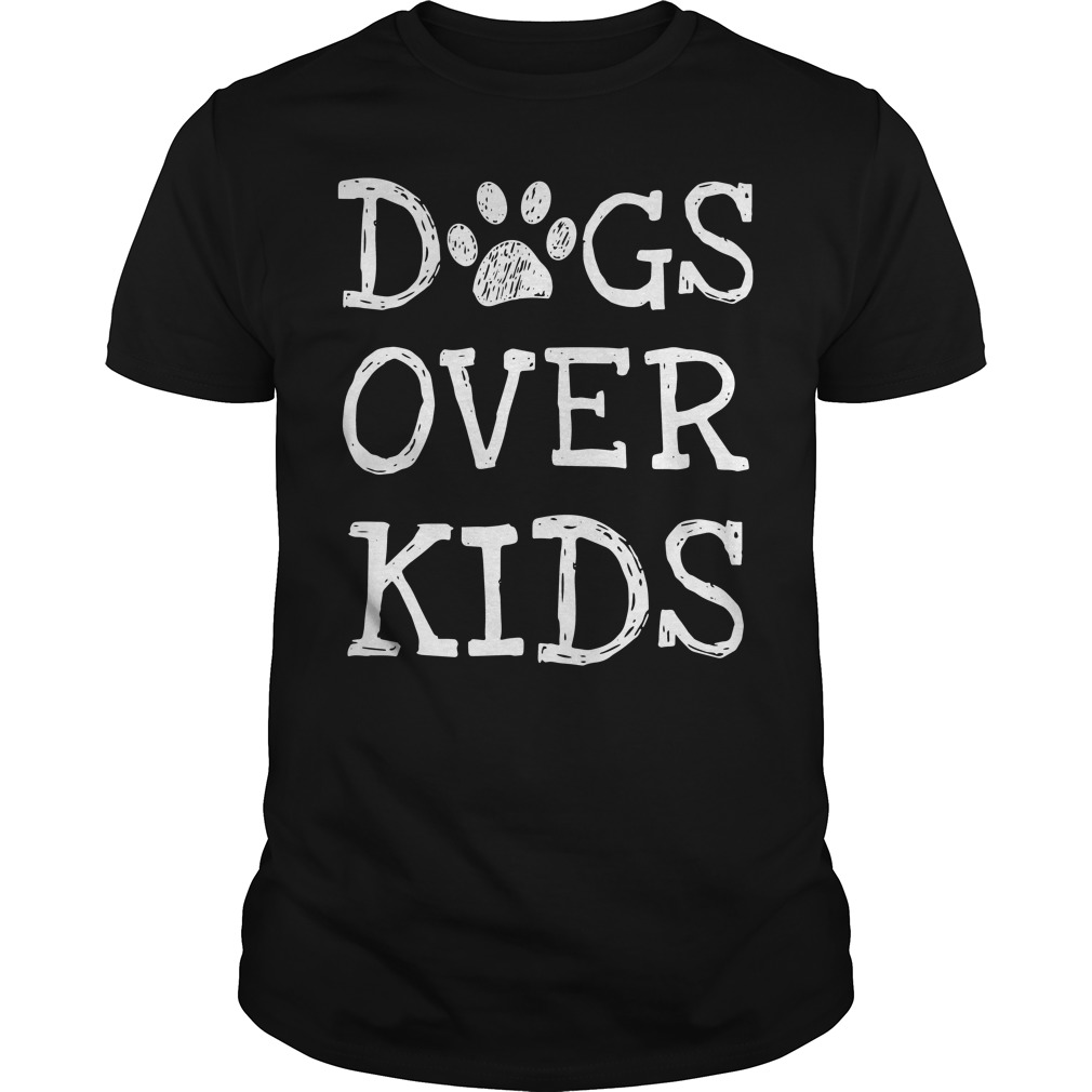 Dogs Kids Shirt