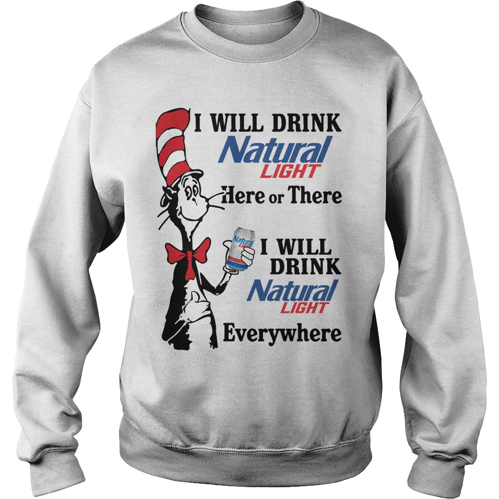 I Will Drink Beer Here Or There Shirt