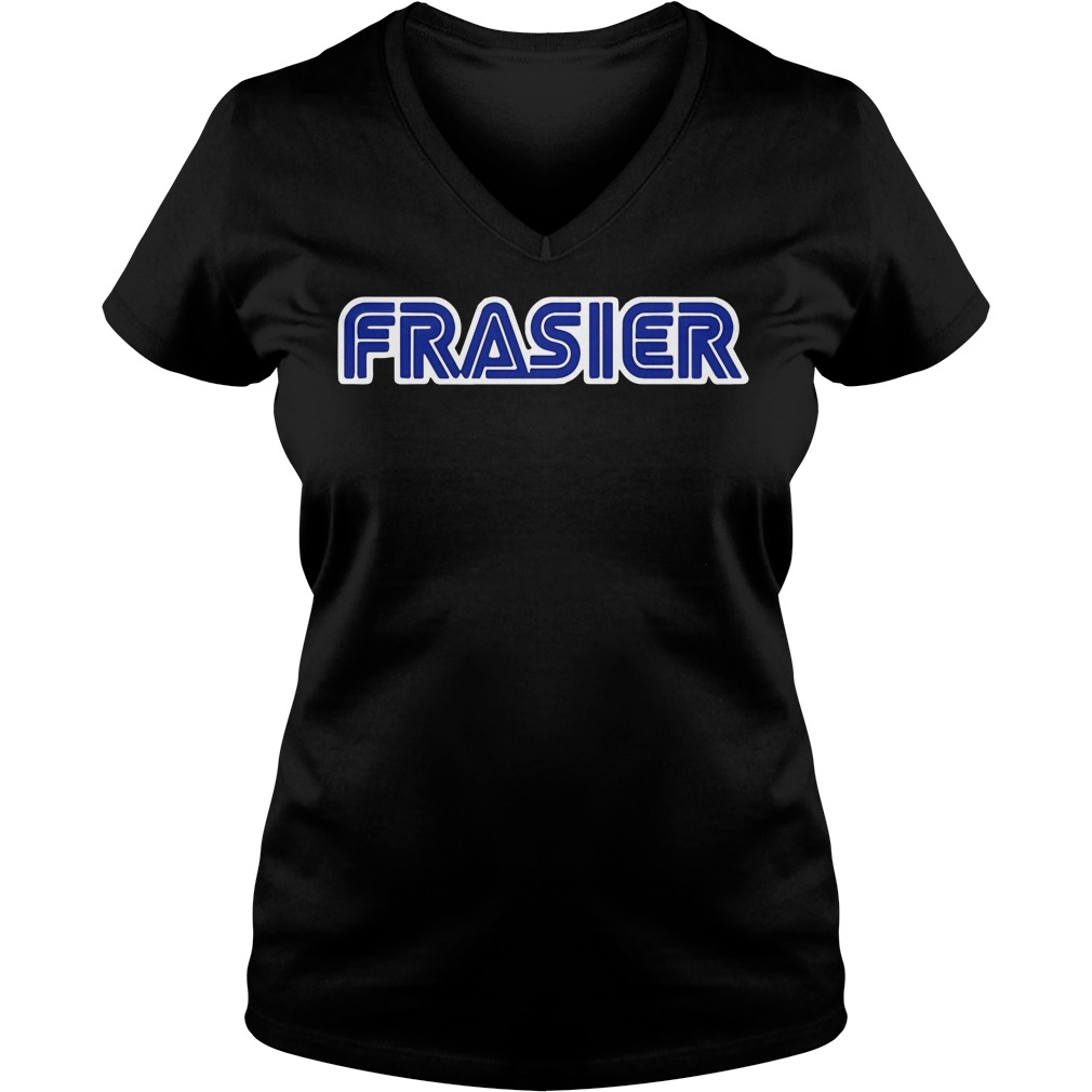 Frasier V Neck T Shirt