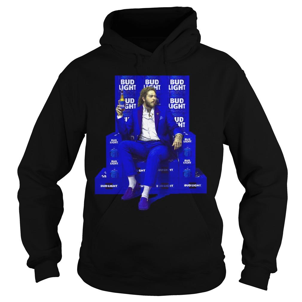 Bud light hoodie
