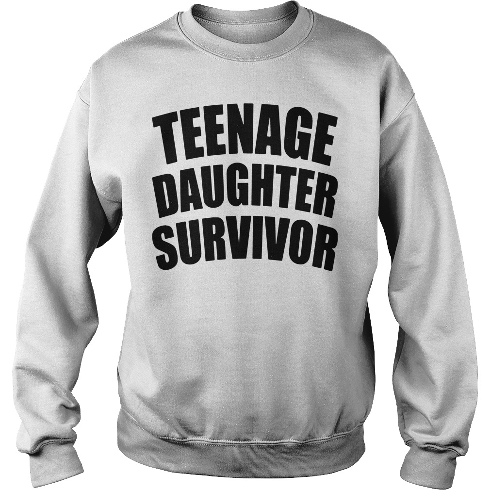 Teenage Daughter Survivor Sweater