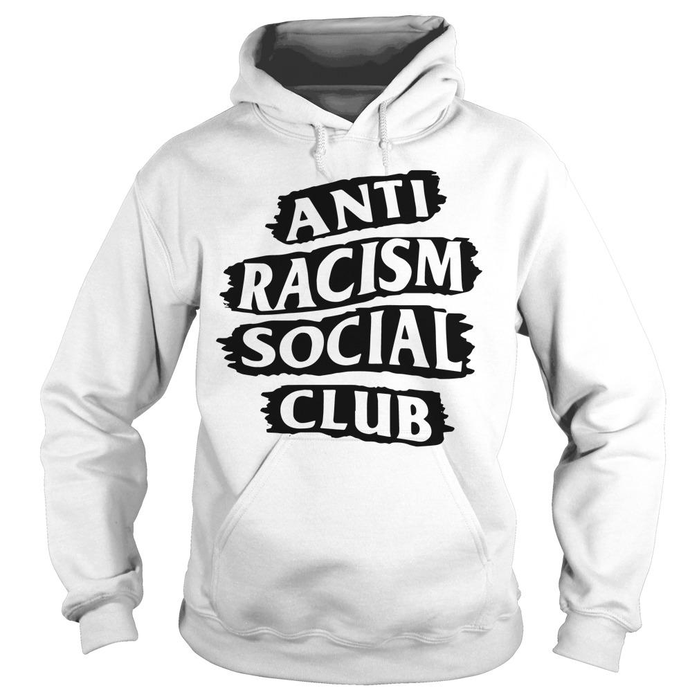 Anti Racism Social Club Hoodie
