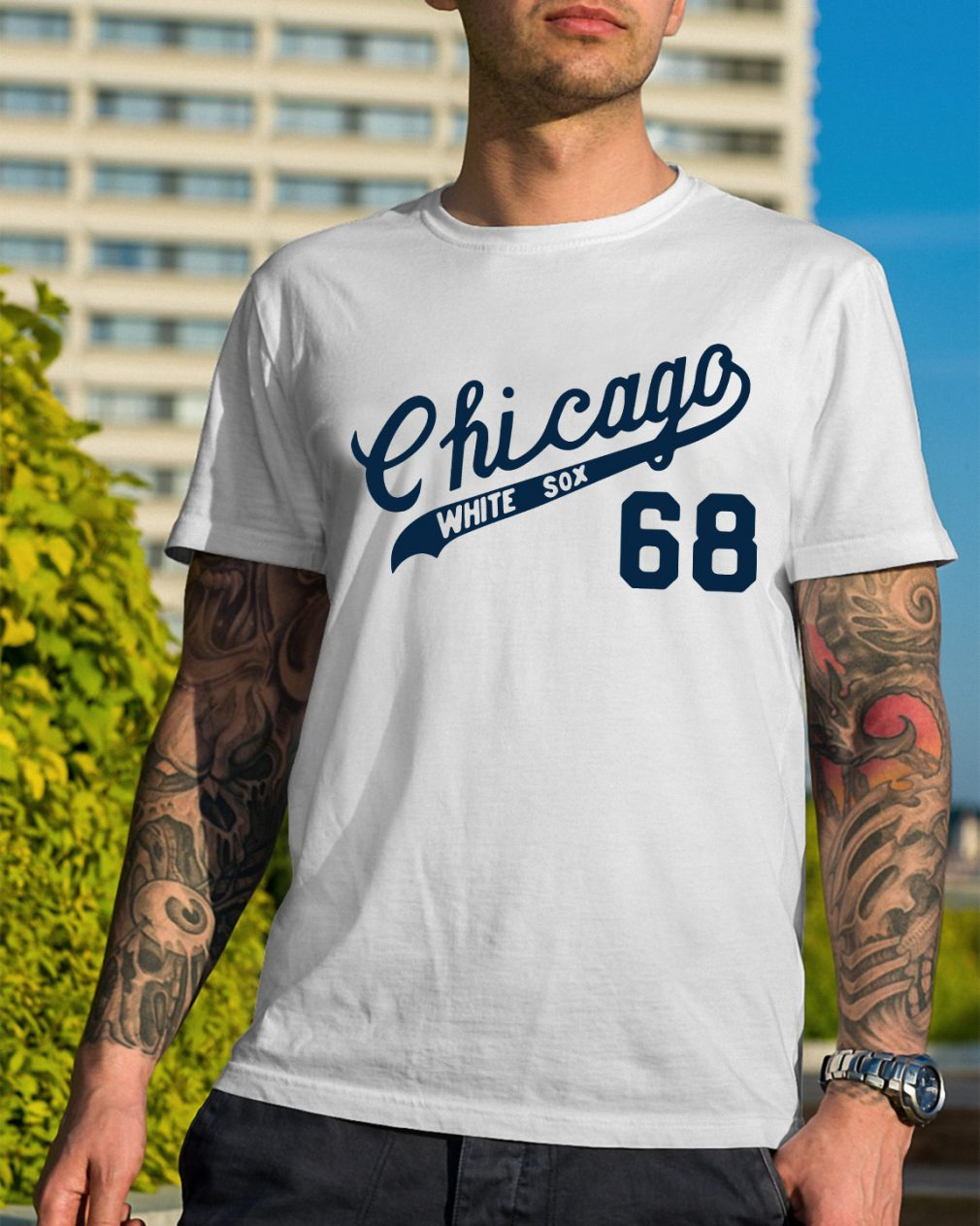 Chicago White Sox 68 Shirt