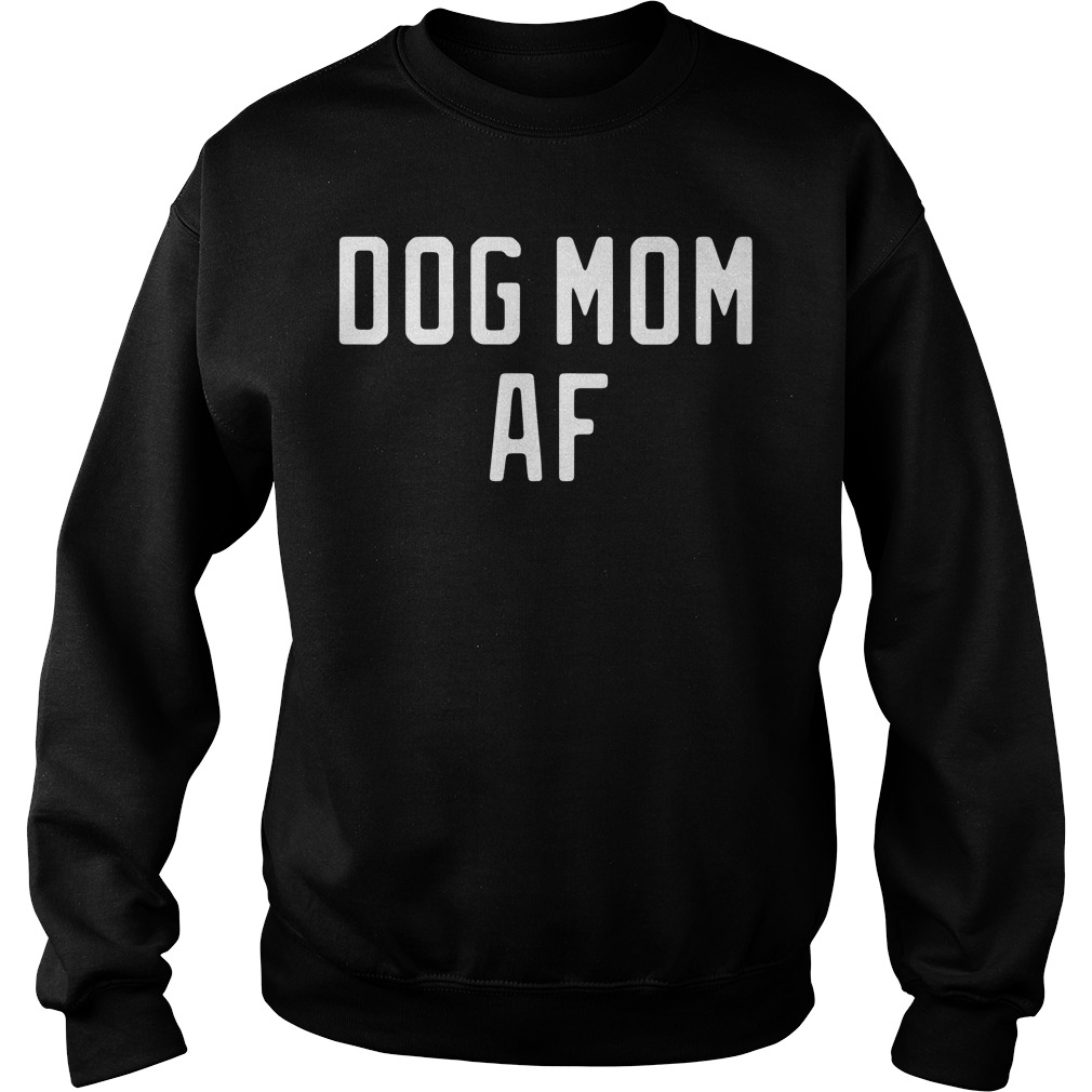 Dog Mom Af Sweater