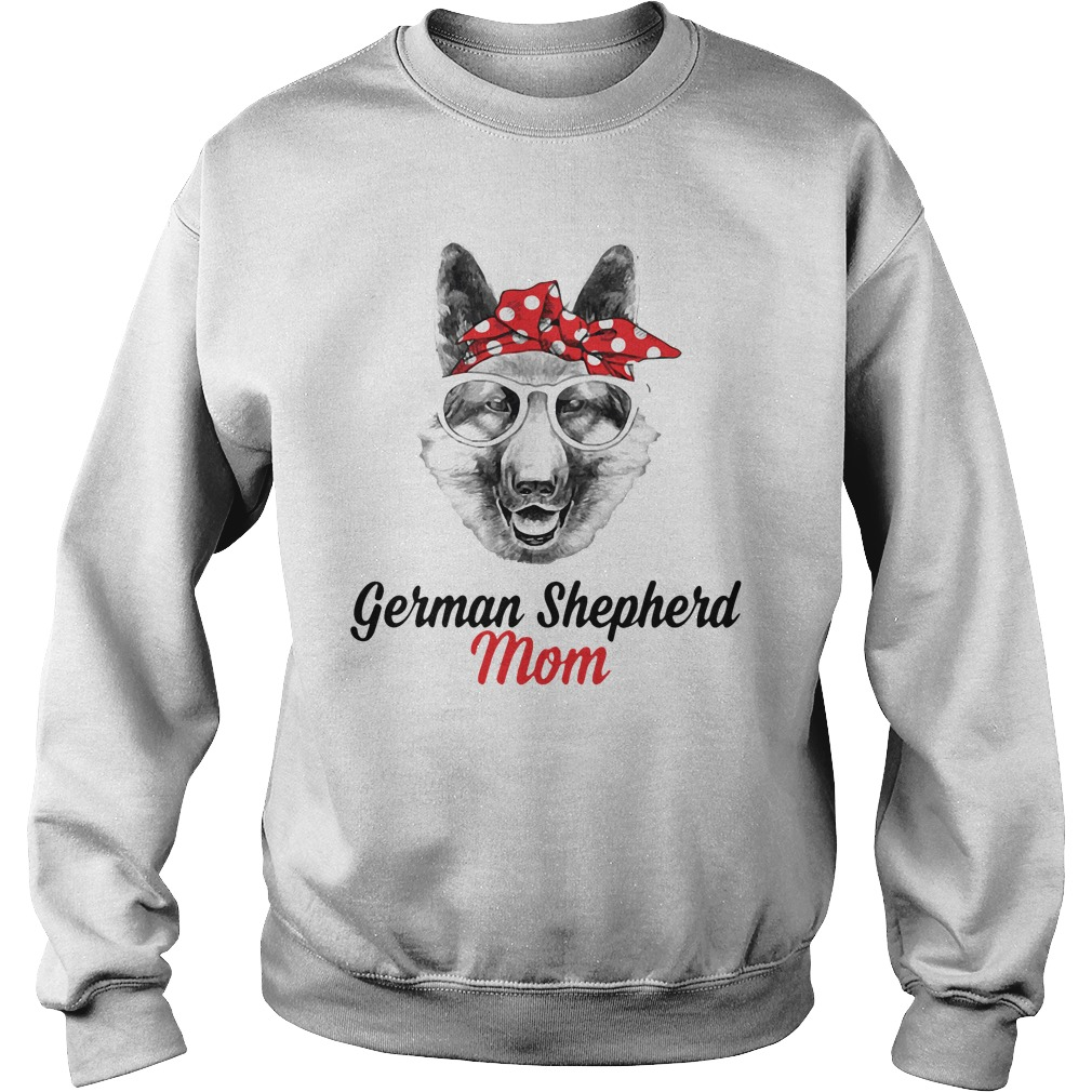 Dog Mom German Shepherd Mom Sweater