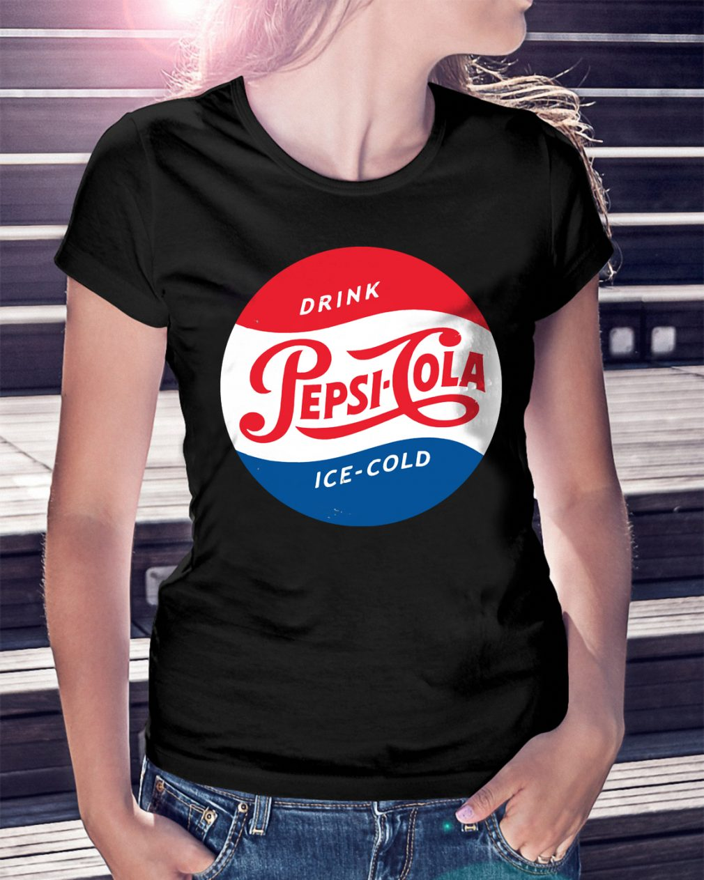Drink Pepsi Cola Ice Cold Shirt