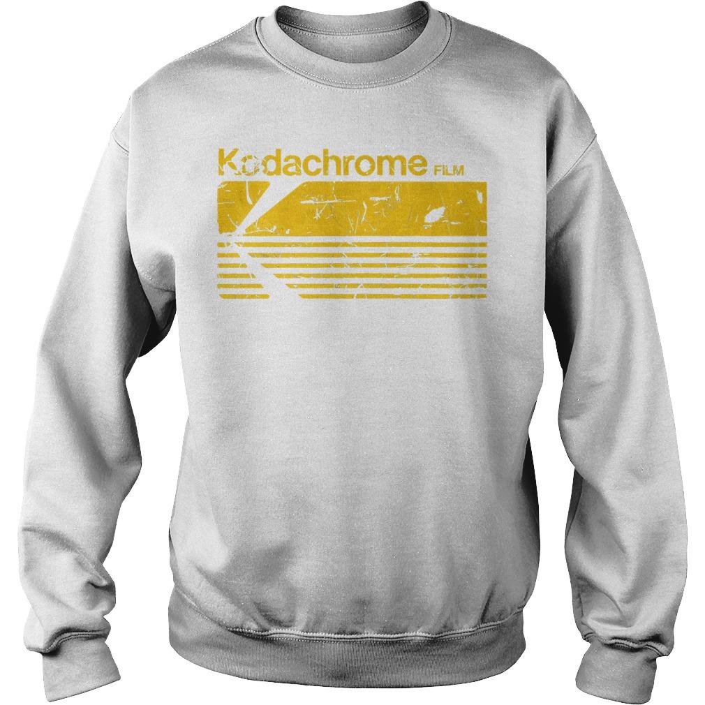 Kodak Kodachrome Film Sweater