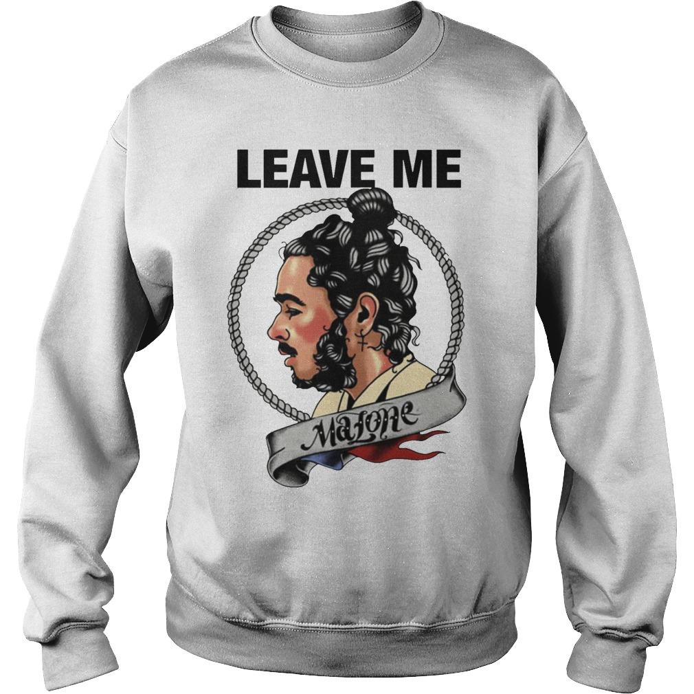 Leave Malone Sweater