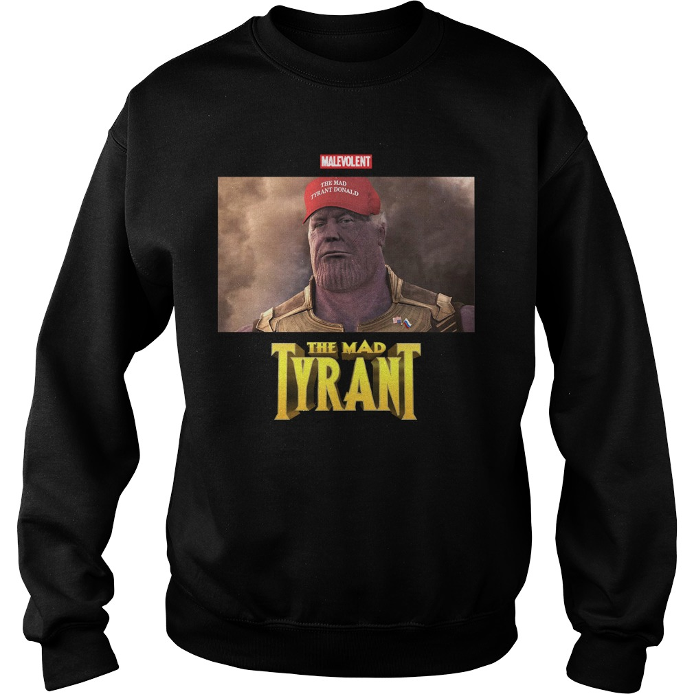 Malevolent Mad Tyrant Sweater