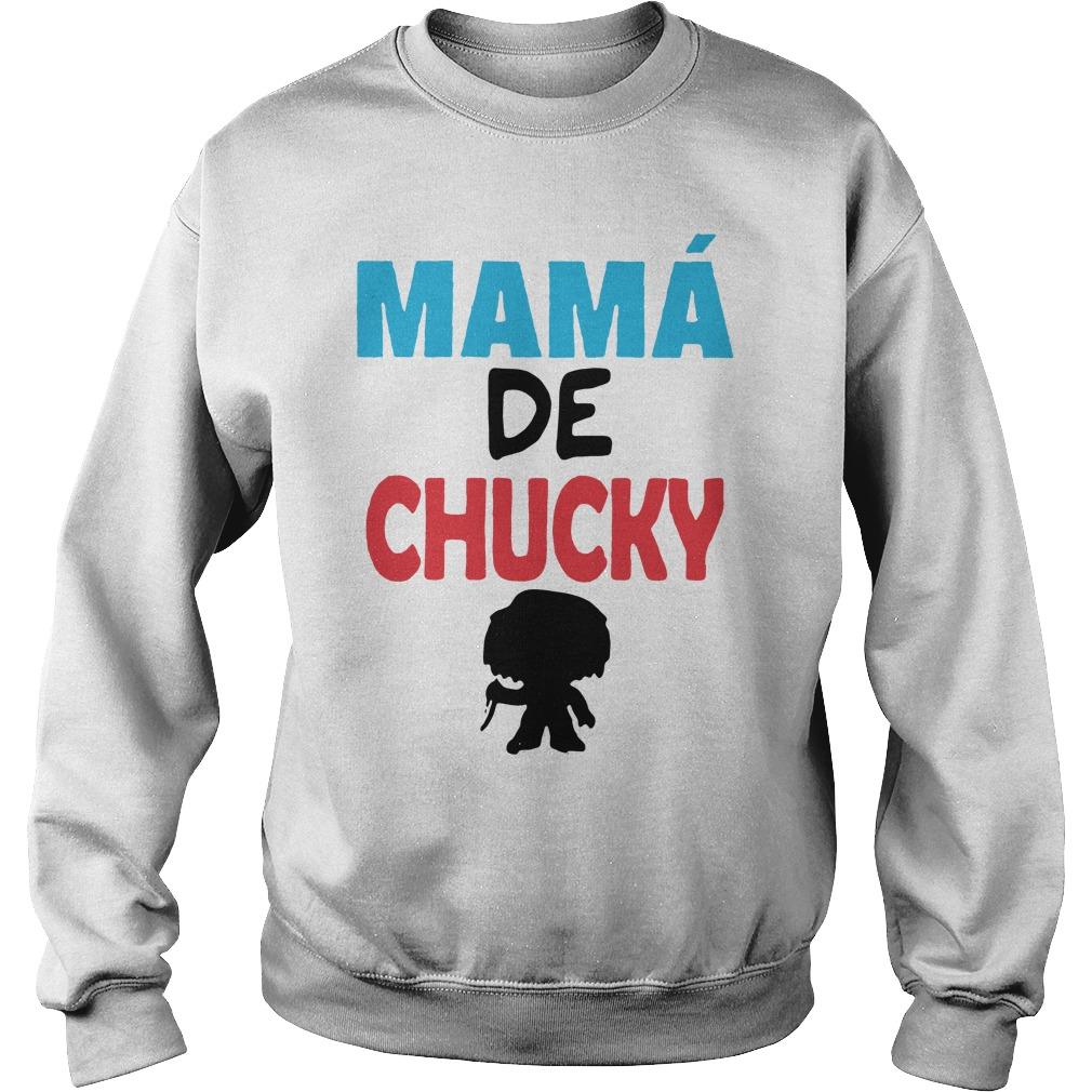 Mamá de Chucky Sweater