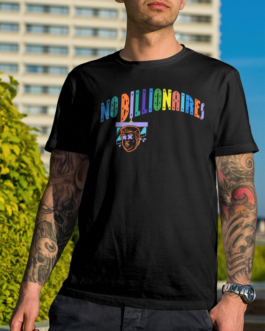 No Billionaires Shirt