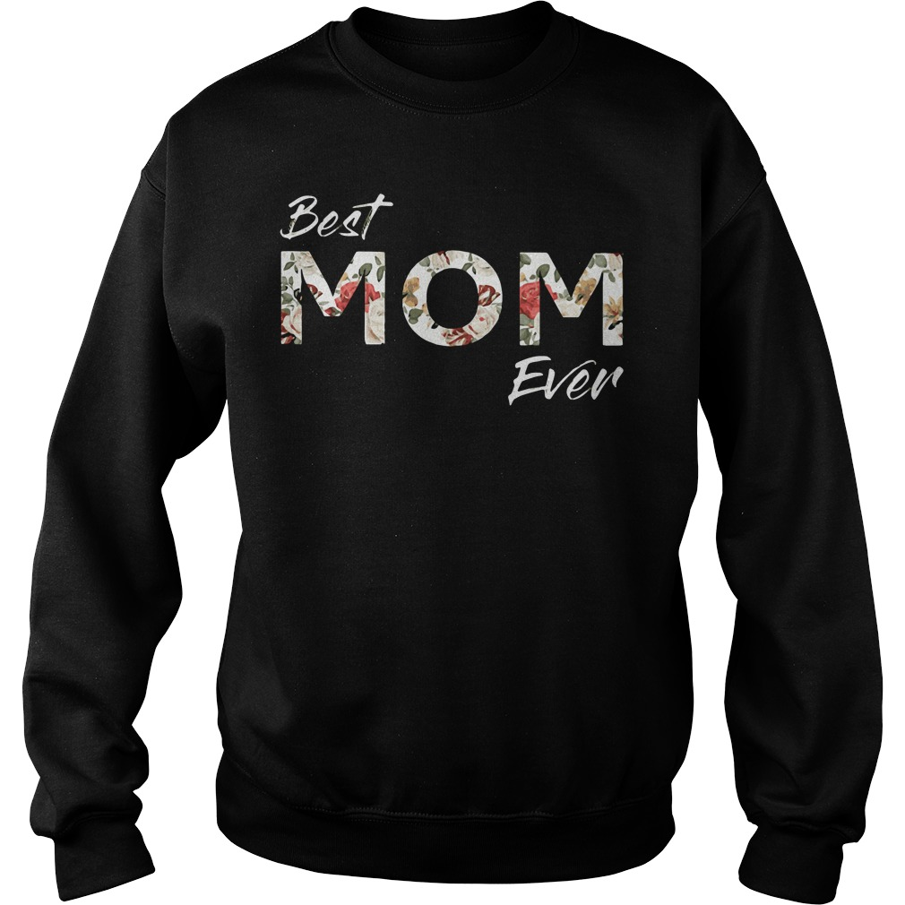 Official Best Mom Ever Sweater