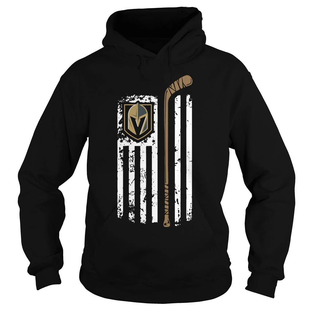 Official The flag Golden Knight Hoodie