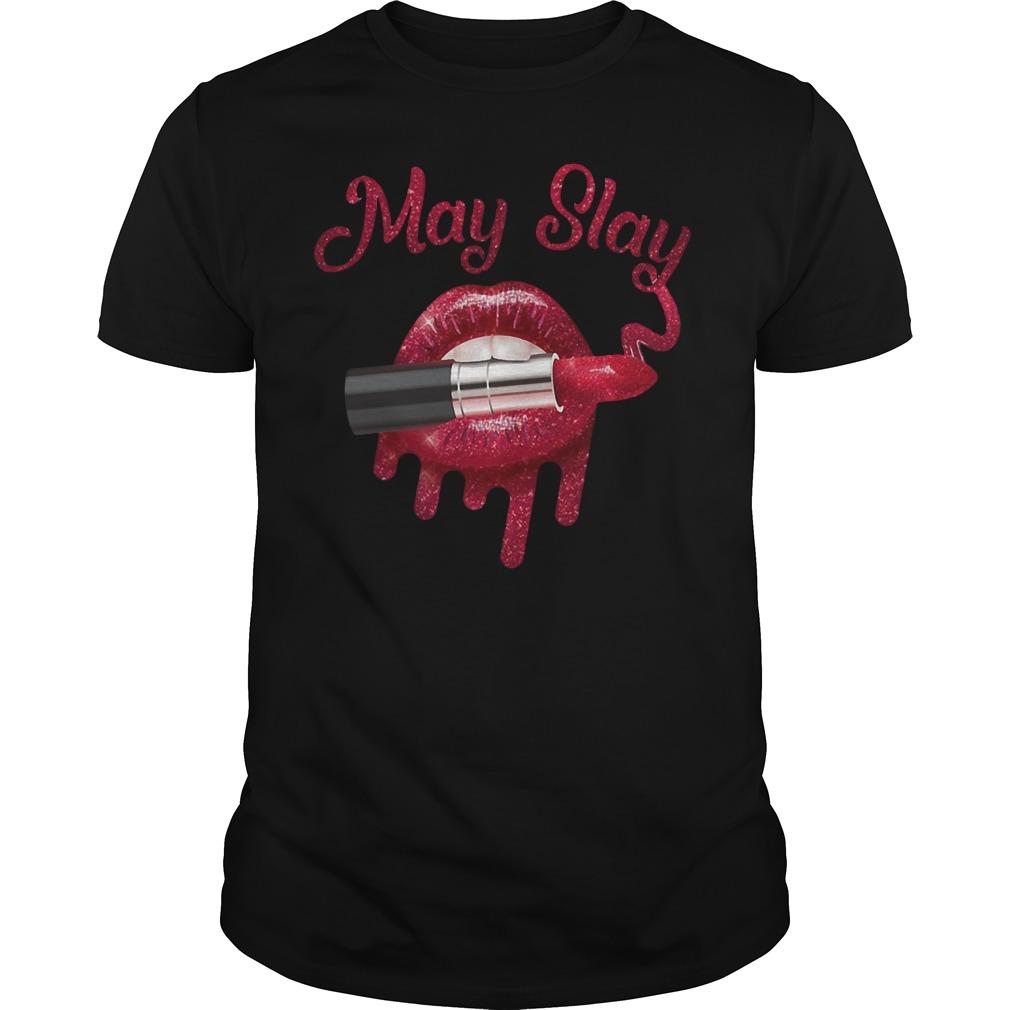 Official May Slay Guys Shirt
