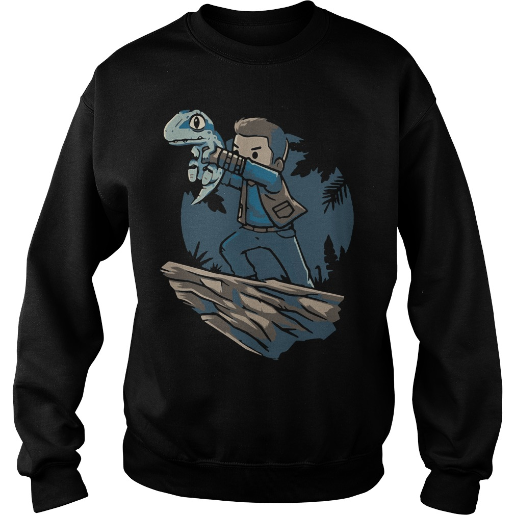 Official Raptor King Sweater