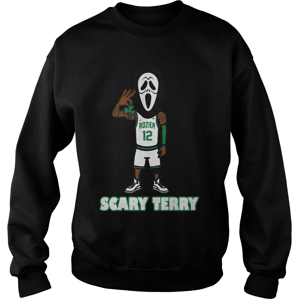 Official Scary Terry Rozier Sweater