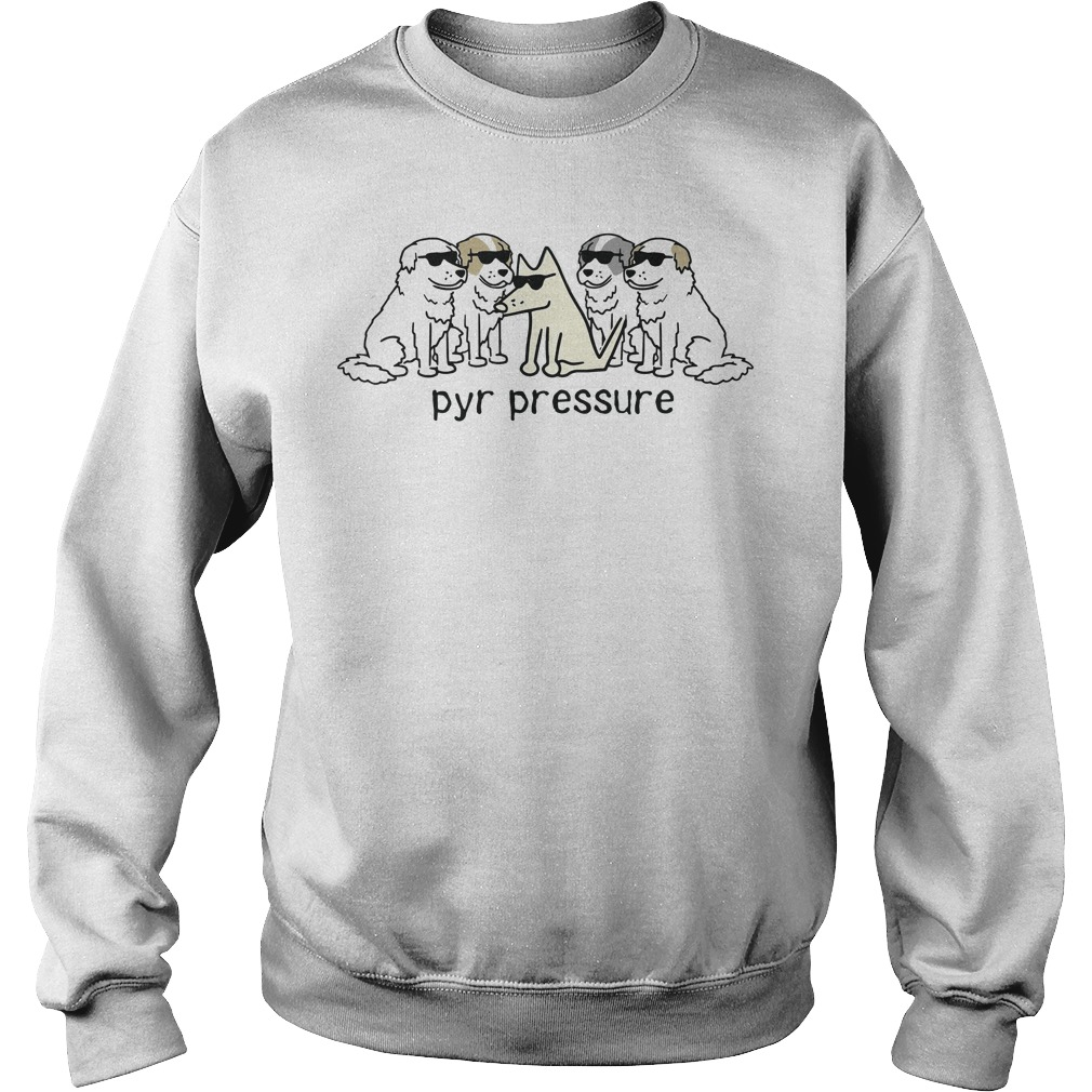Pick of the litter Pyr pressure Sweater