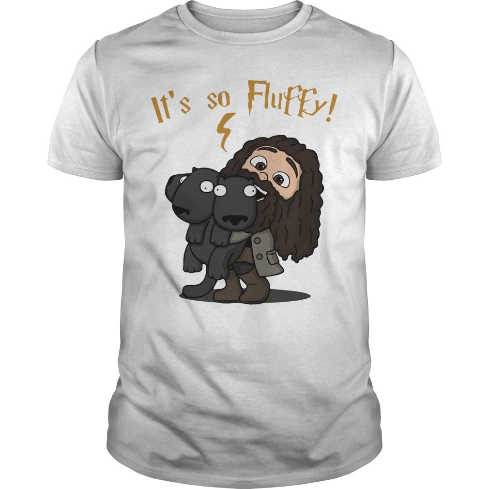 Rubeus Hagrid - It's so fluffy Guys Shirt