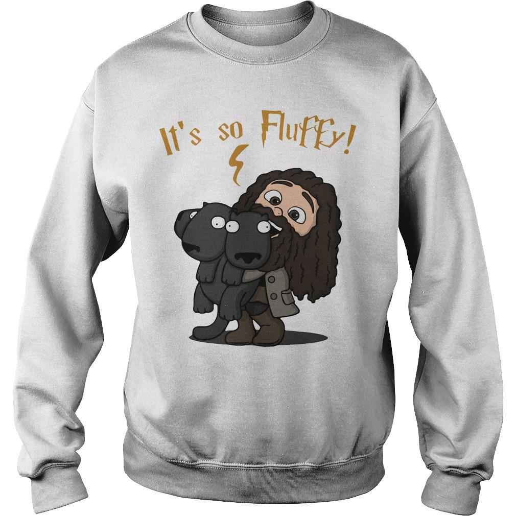 Rubeus Hagrid - It's so fluffy Sweater