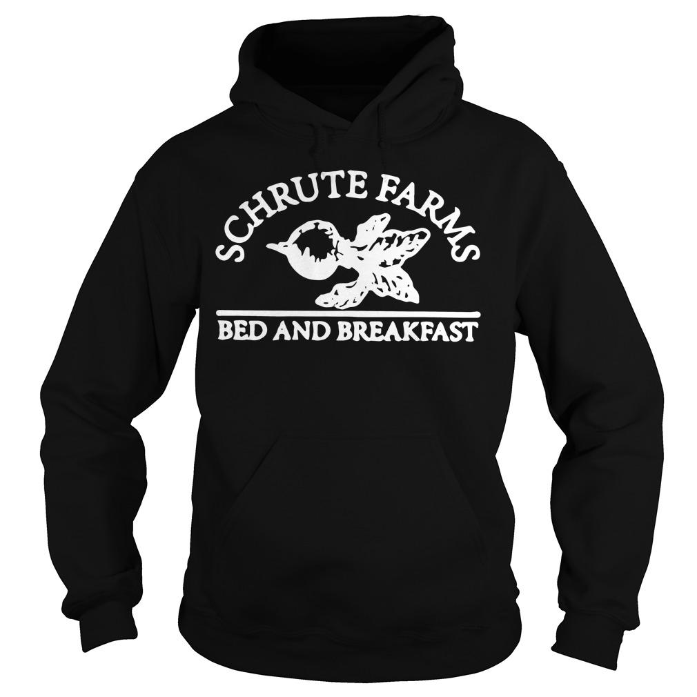 Schrute Farms Bed Breakfast Hoodie