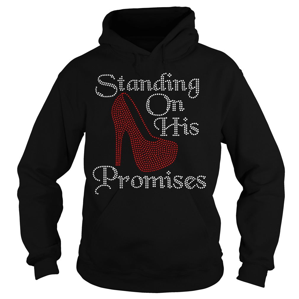 Standing on his promises Hoodie