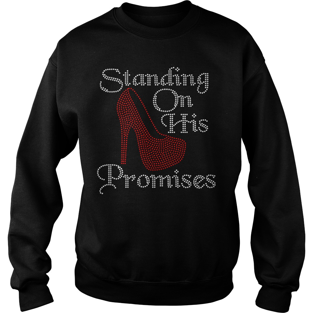 Standing on his promises Sweater