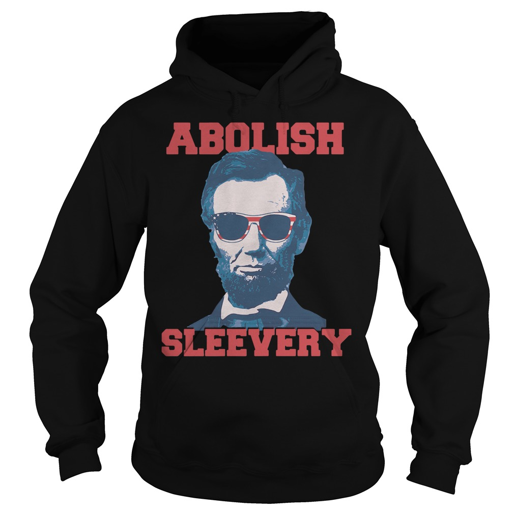 Abolish Sleevery Hoodie