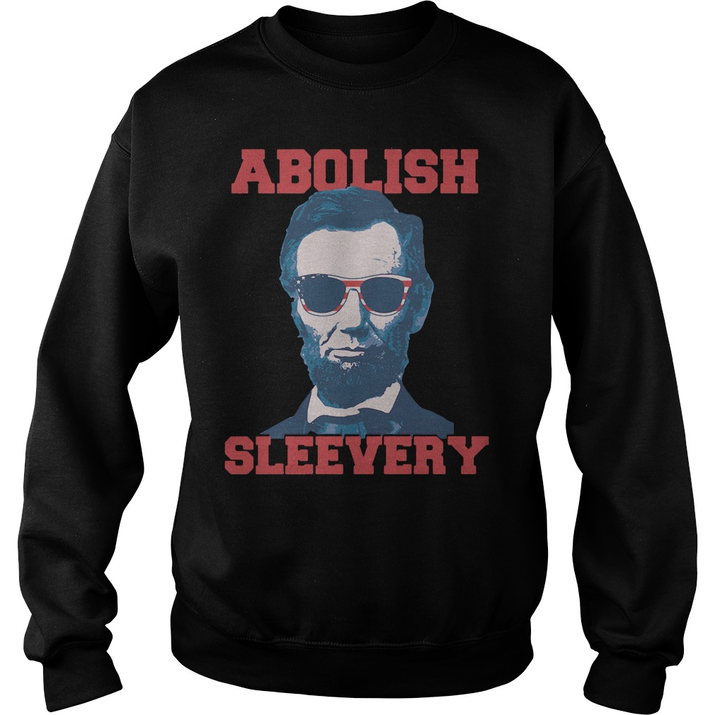 Abolish Sleevery Sweater
