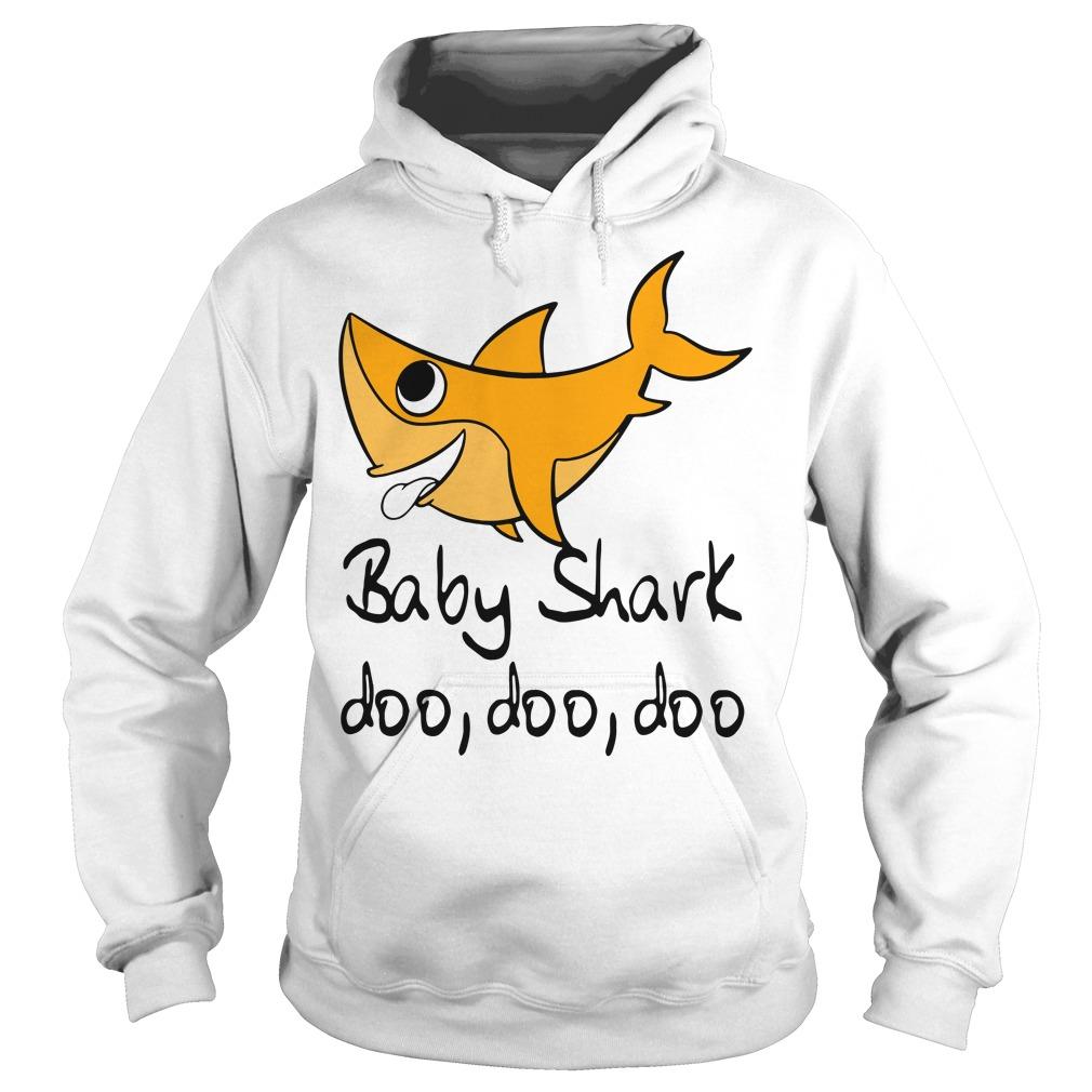 Baby shark doo doo doo Hoodie