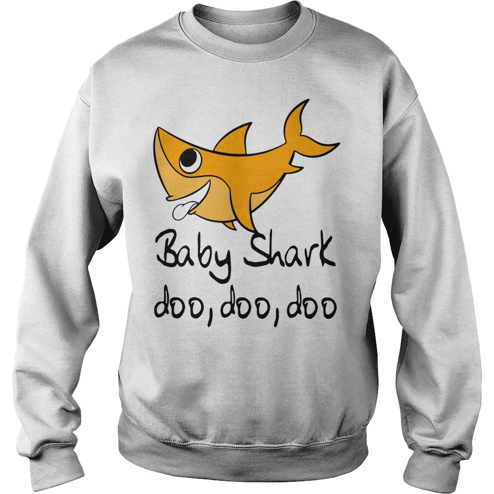 Baby shark doo doo doo Sweater