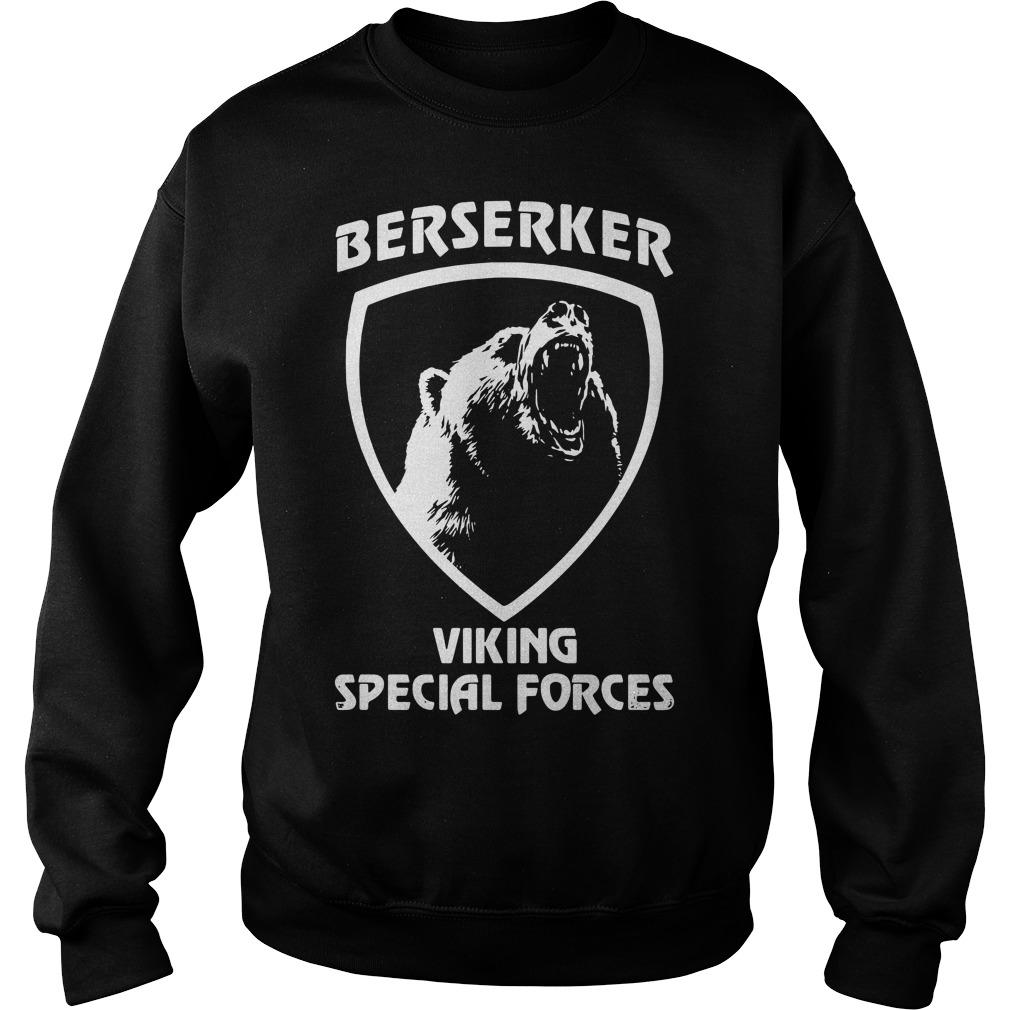 Berserker viking special forces Sweater