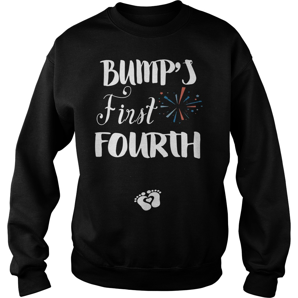 Bump's first fourth Sweater