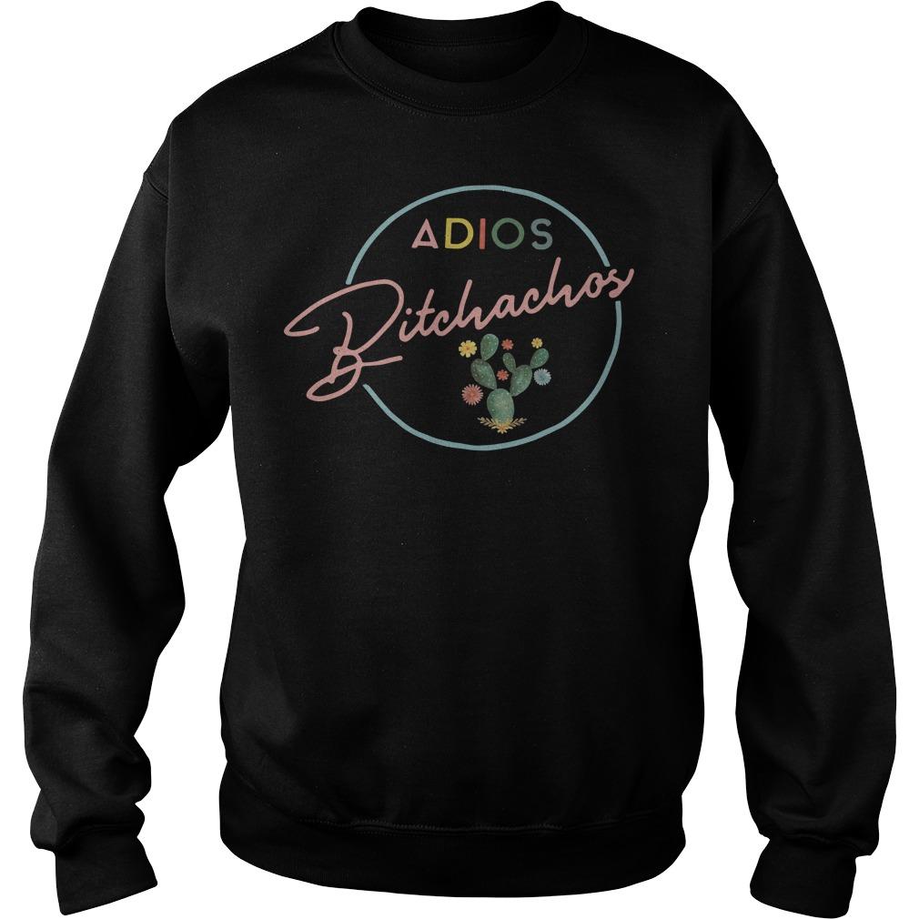 Cactus adios bitchachos Sweater