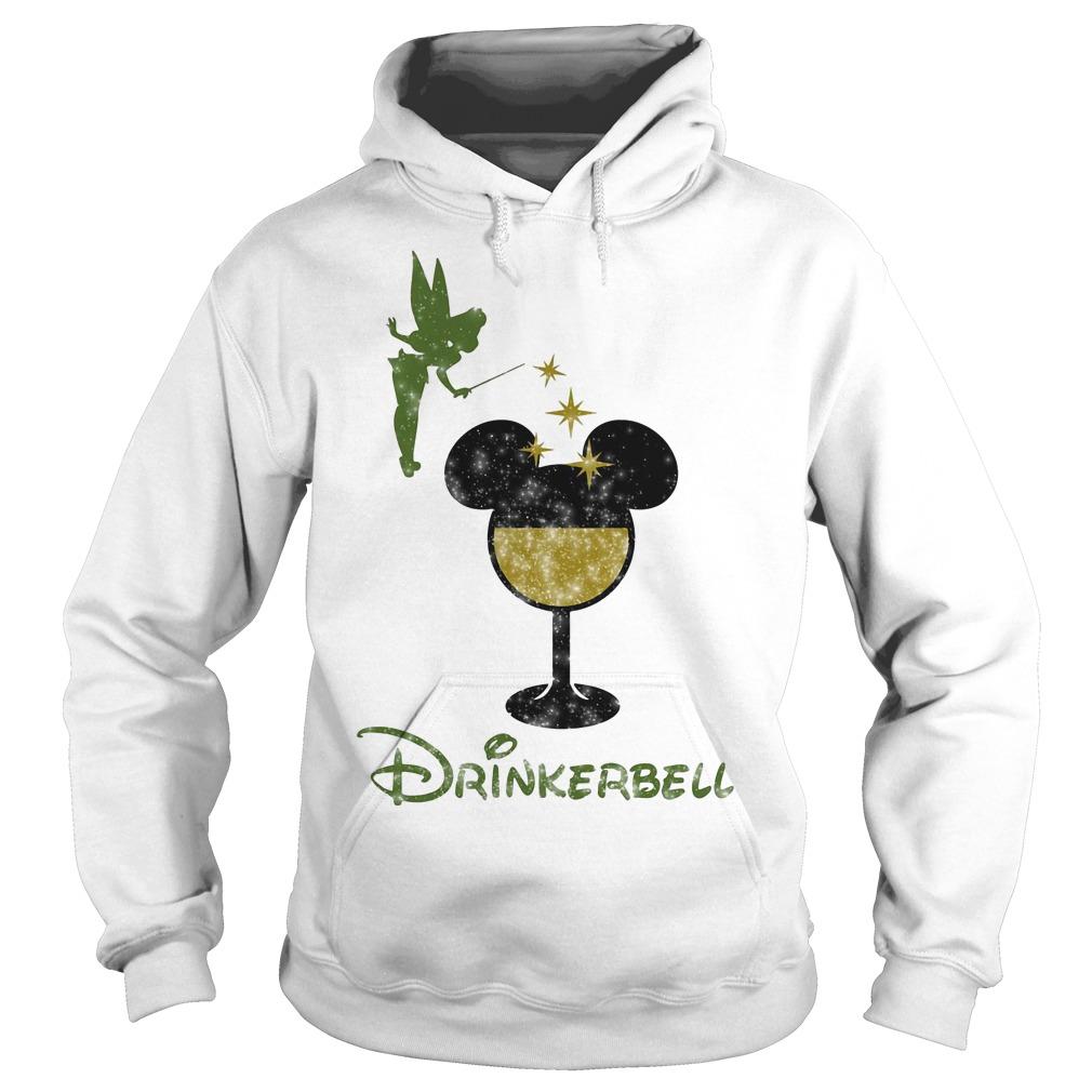 Drinkerbell Tinkerbell Disney Hoodie
