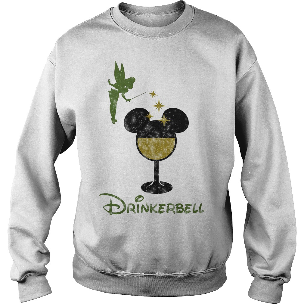 Drinkerbell Tinkerbell Disney Sweater