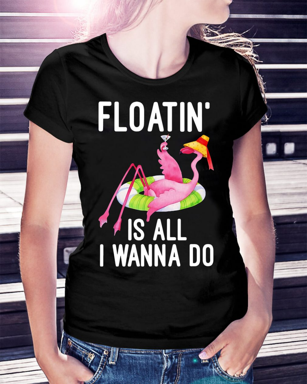 Floatin' is all I wanna do shirt