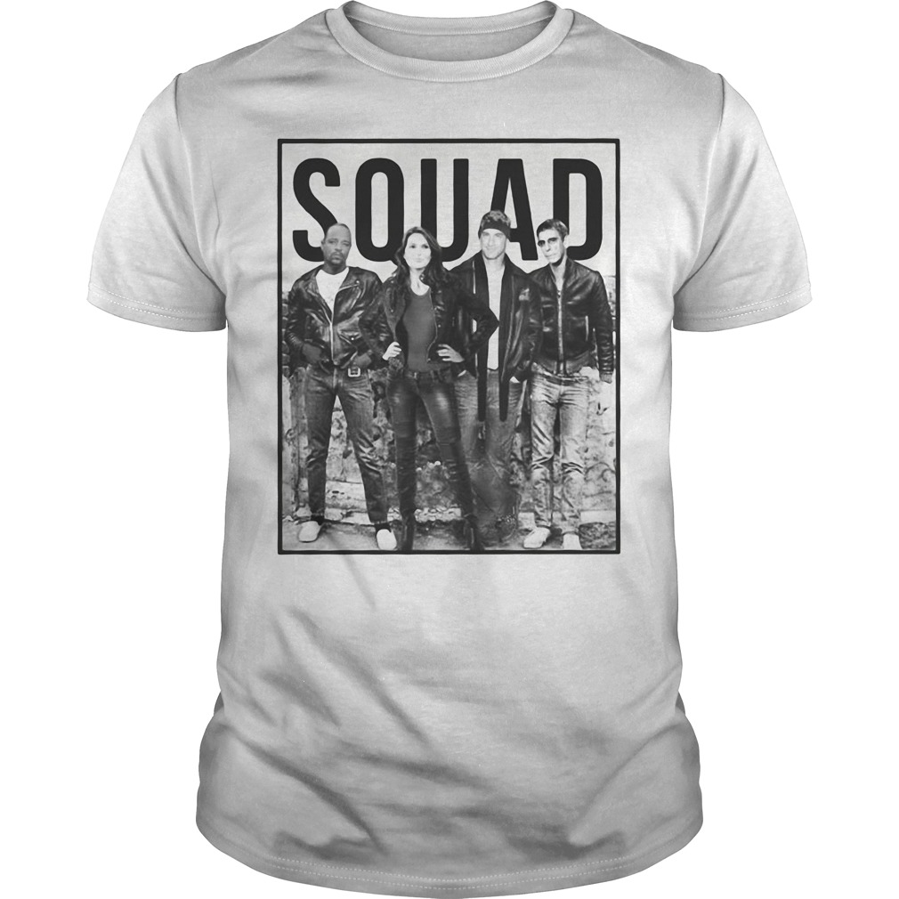Law and Order Svu squad Guys Shirt