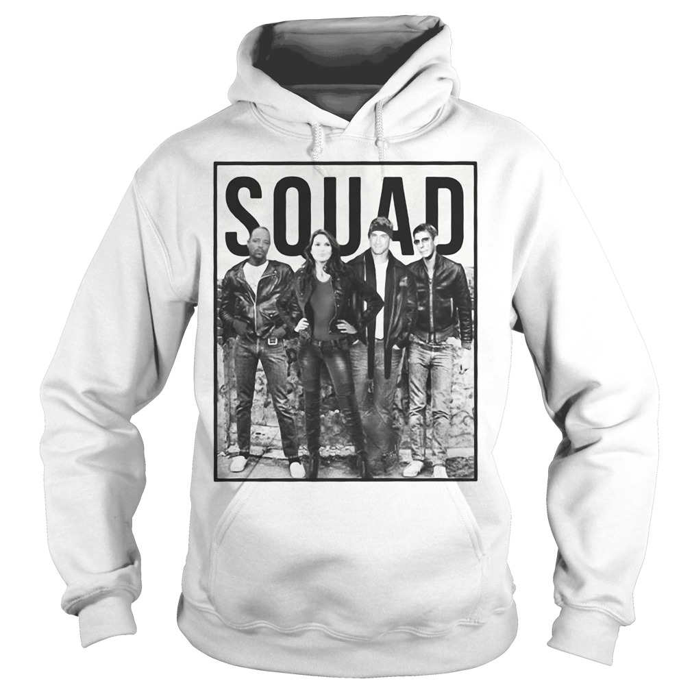 Law and Order Svu squad Hoodie