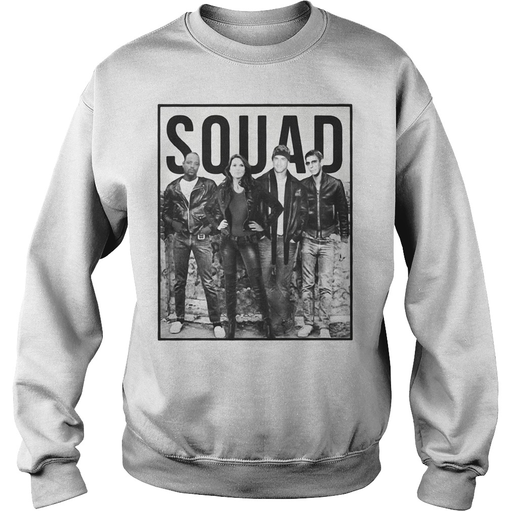 Law and Order Svu squad Sweater