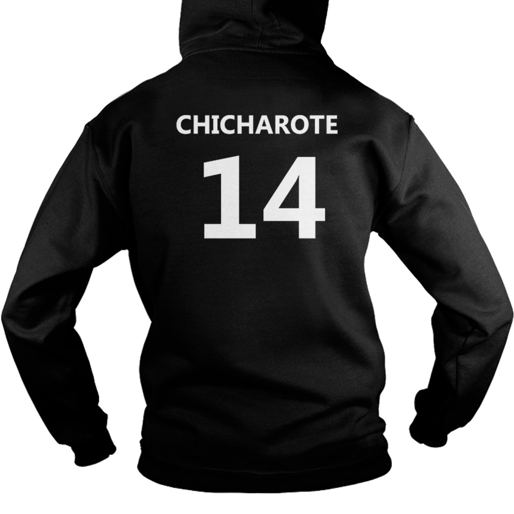 Mexico 2018 world cup home Chicharote 14 Hoodie