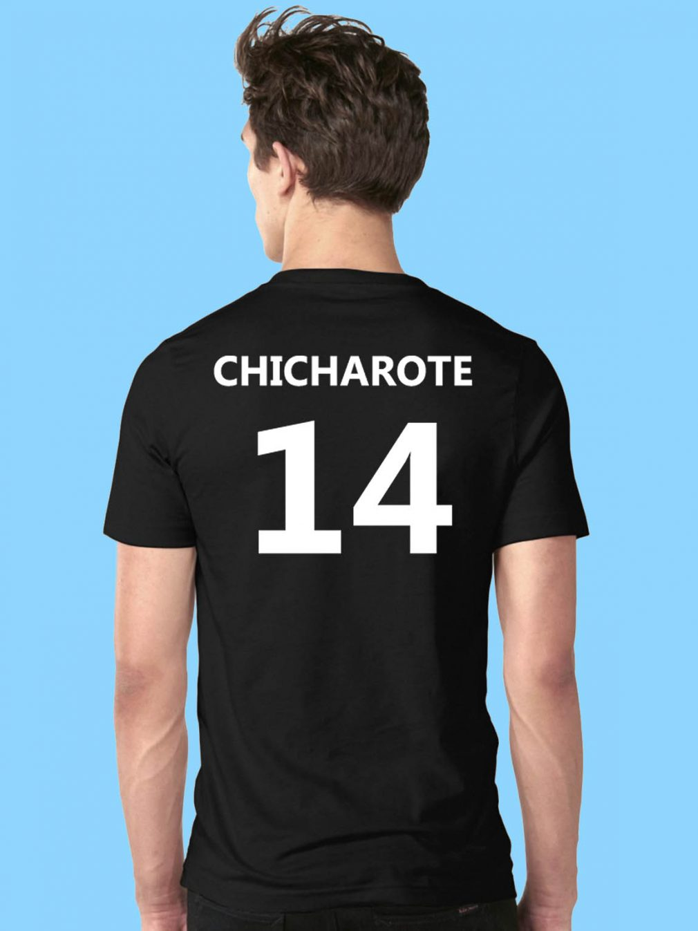 Mexico 2018 world cup home Chicharote 14 shirt