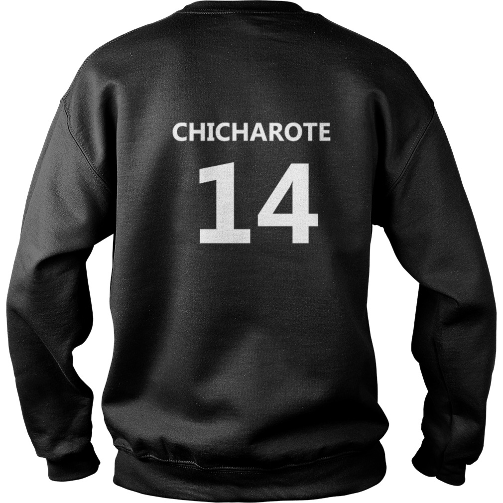 Mexico 2018 world cup home Chicharote 14 Sweater