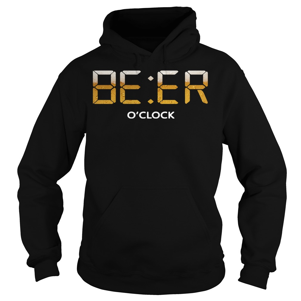 Official Beer o'clock Hoodie