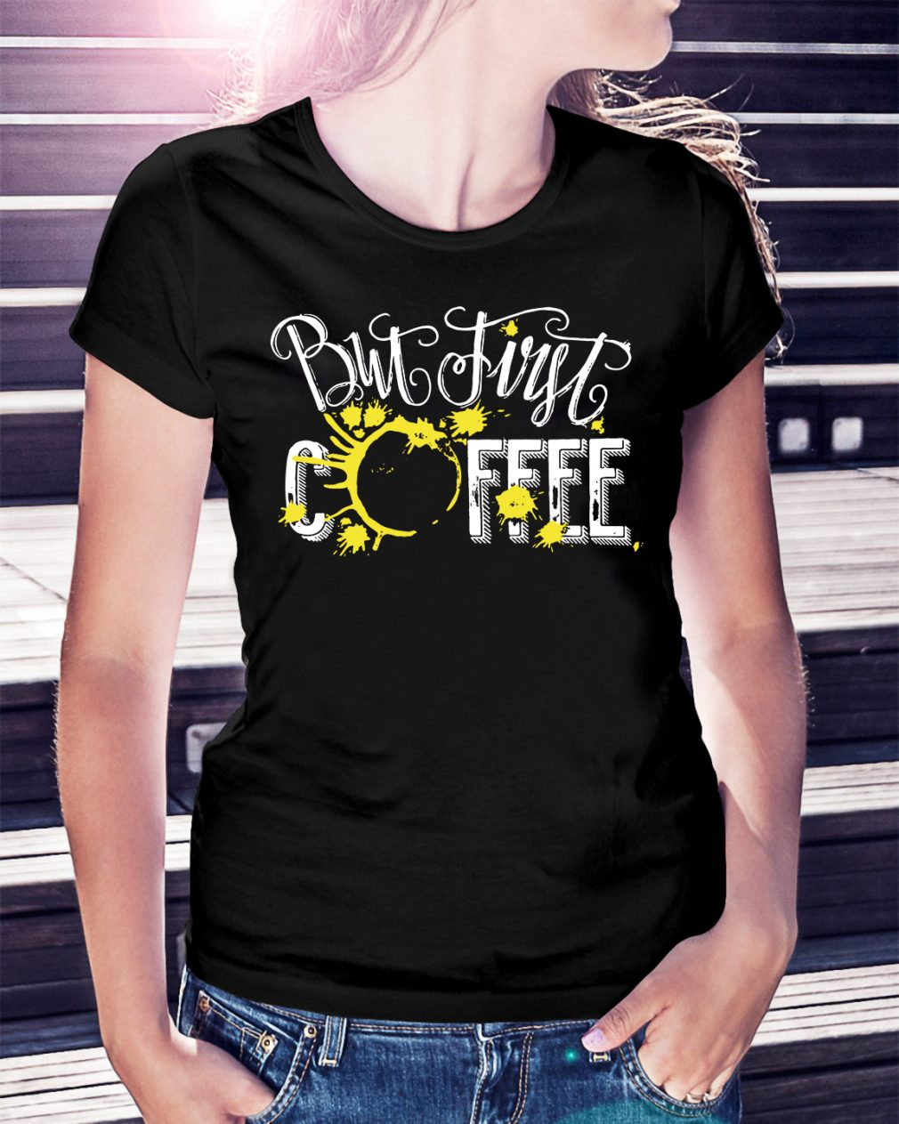 Official But first coffee shirt