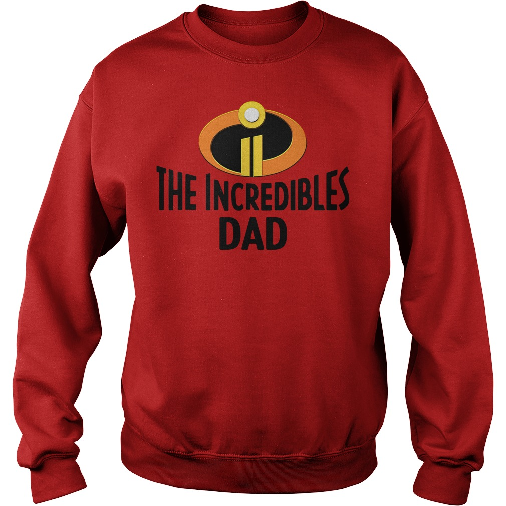 Official The Incredibles dad Sweater