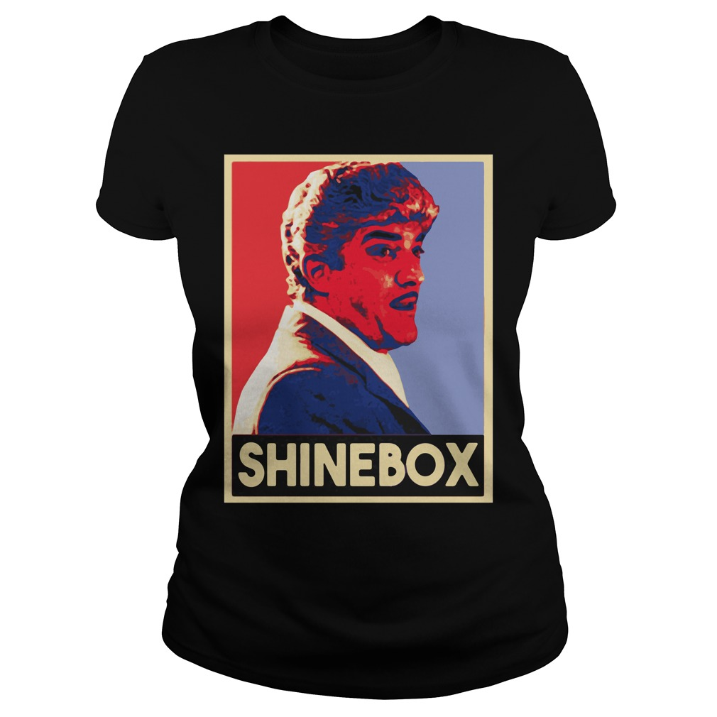 Shinebox Goodfellas gangster Billy Batts Ladies Tee